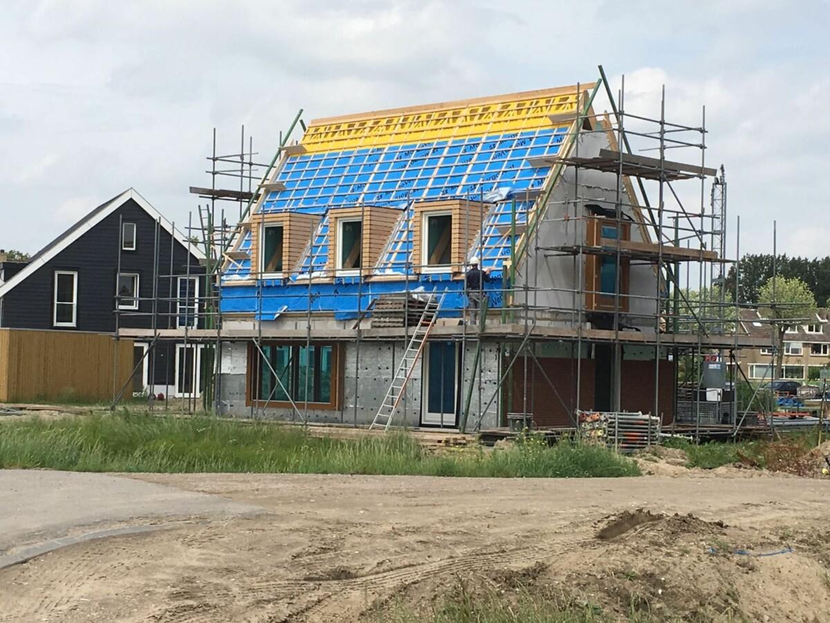 De Mar houtskeletbouw vrijstaande woning